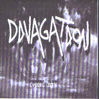 Cyborg Jeff - Divagation - CD Album - 1997