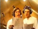 """Recording """"Viens au Soleil"""" at Studio Quéna Arèdje"""