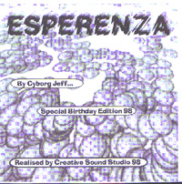 Esperenza - Cyborg Jeff - Original Cover