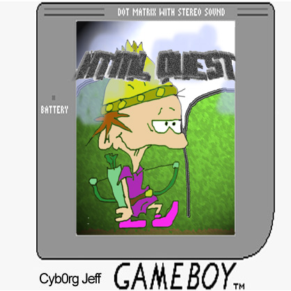 CD : HTML Quest
