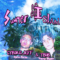 Cyborg Jeff - Summer Island - Cover - 1997