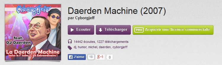 La Daerden Machine