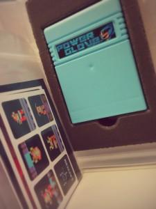 C64 Powerglove - cartbridge