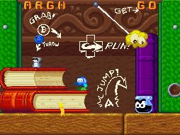 Bilou's Adventure - School Zone level 2