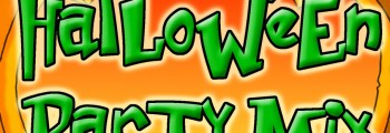 CD : Halloween Party Mix