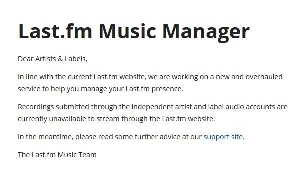 LastFM 2015