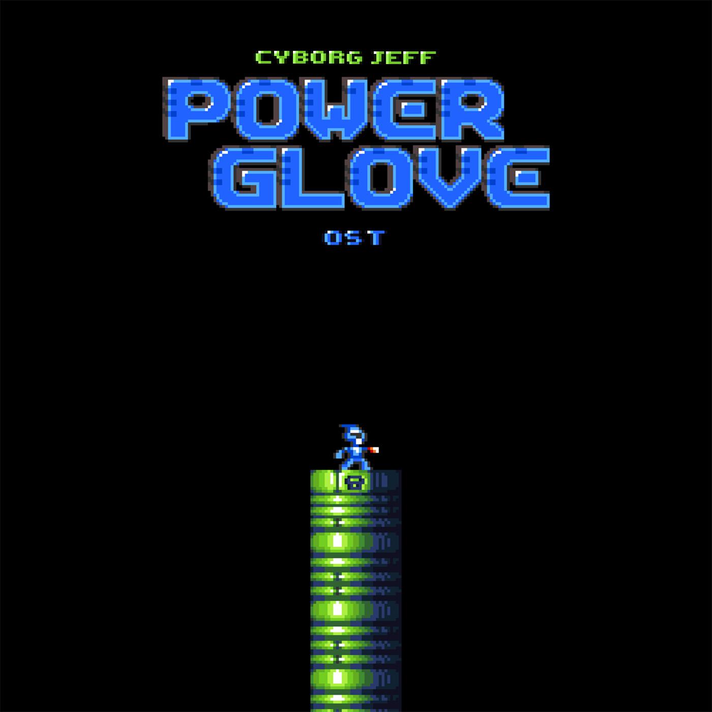Cyborg Jeff - Powerglove - Amiga - OST