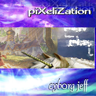 CD : Pixelization