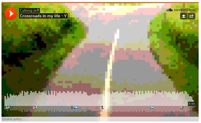 Sound Cloud - Cyborg Jeff - Y